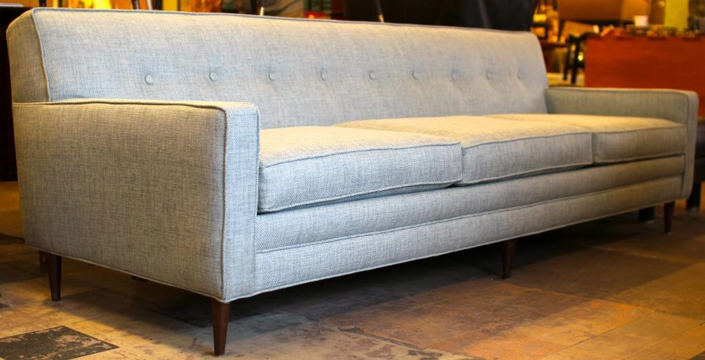 Image of: Used Mid Century Sofa