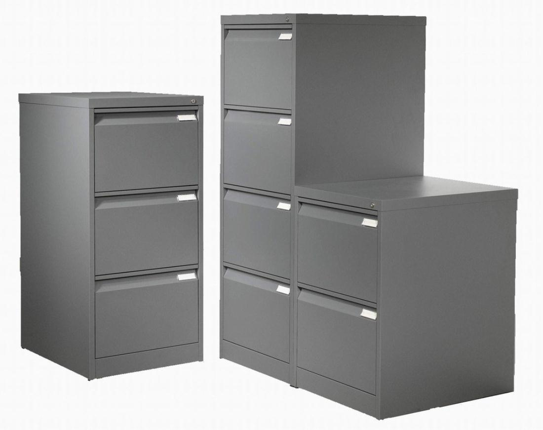 Image of: Vertical filing cabinets