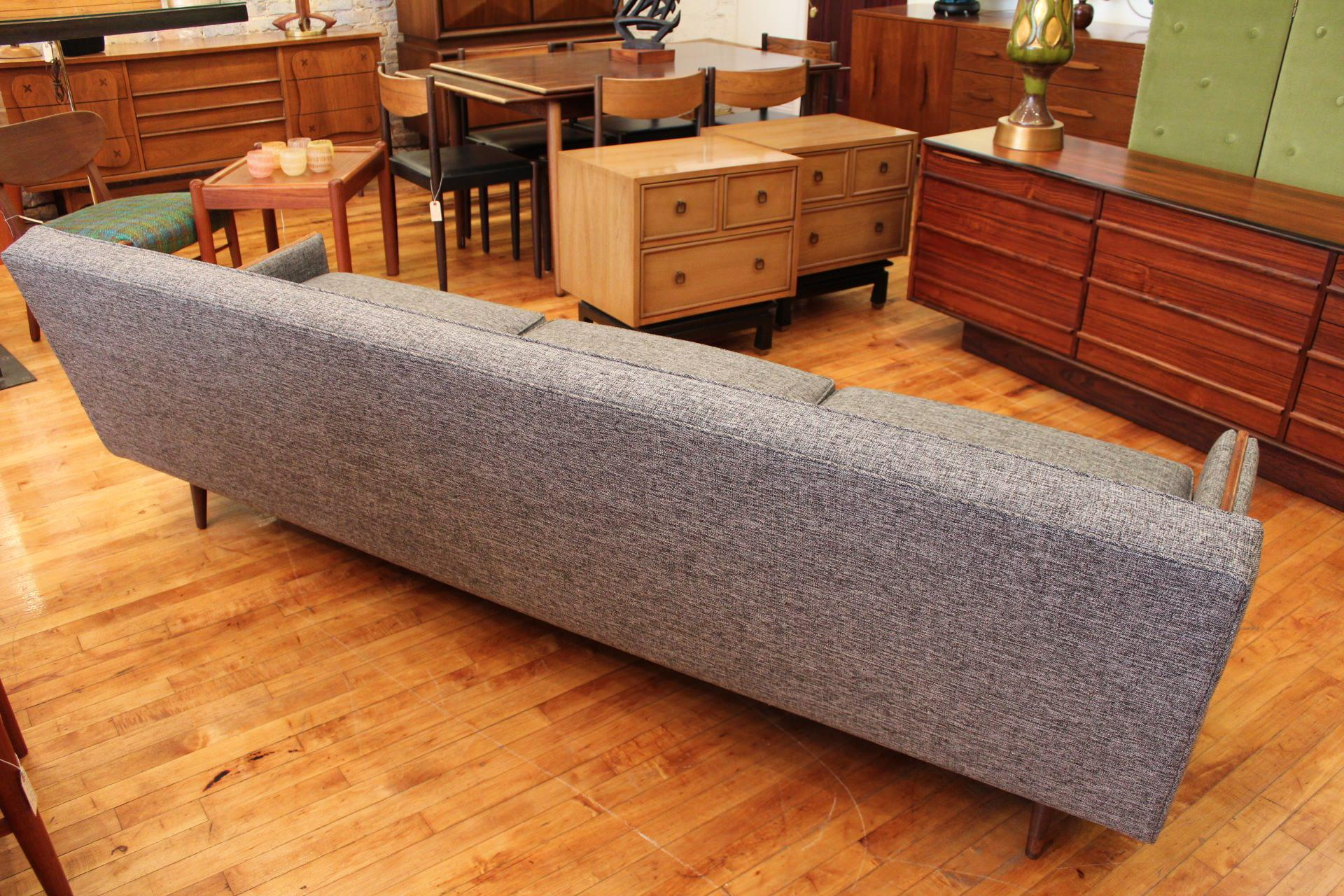 Picture of: Vintage Mid Century Sofa