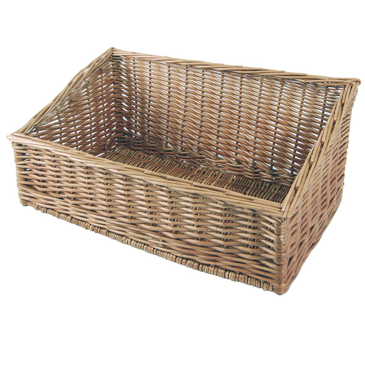 Picture of: Wicker Basket extra large