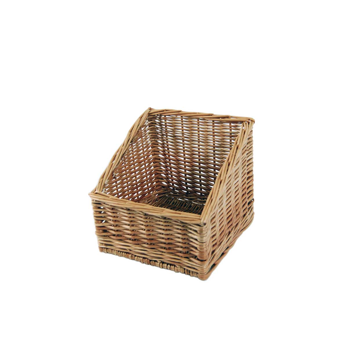 Image of: Wicker Display Baskets