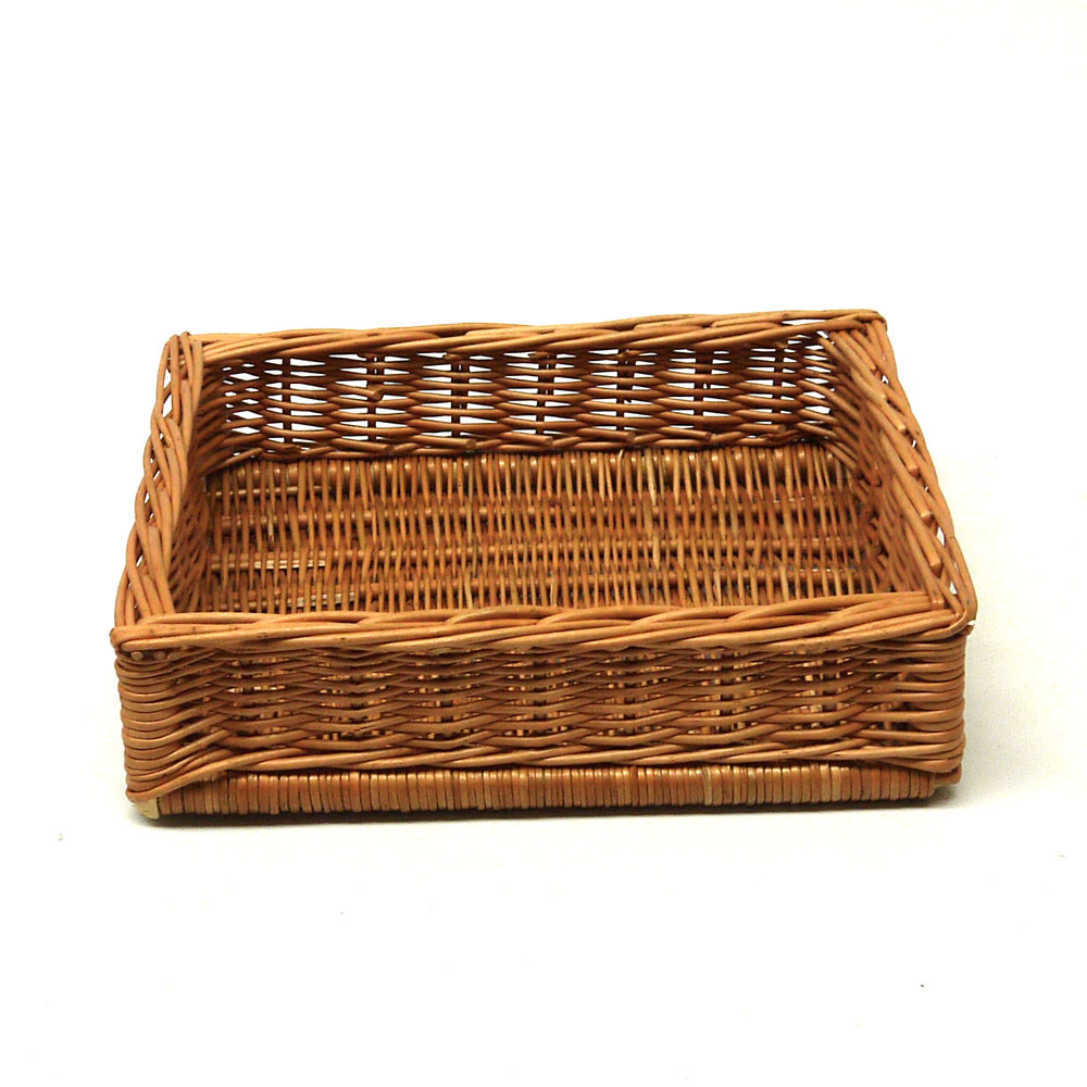 Image of: Wicker laundry basket ideas
