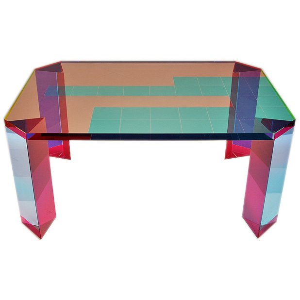 Image of: acrylic coffee table base ideas
