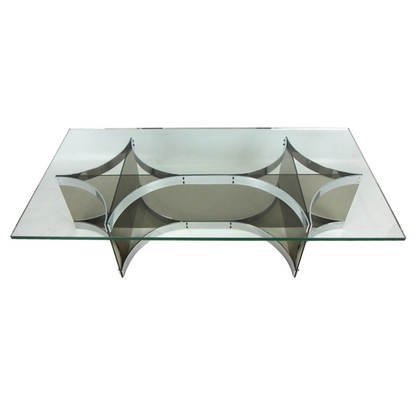 Image of: acrylic coffee table unique