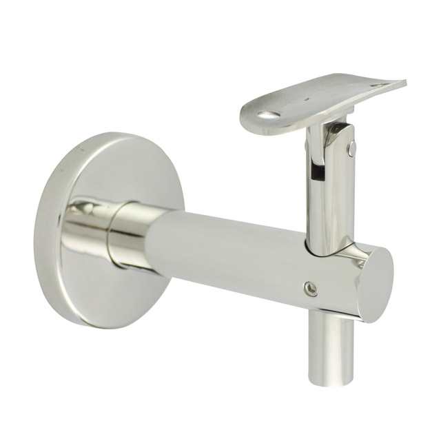 Picture of: adjustable Stainless Handrail Brackets
