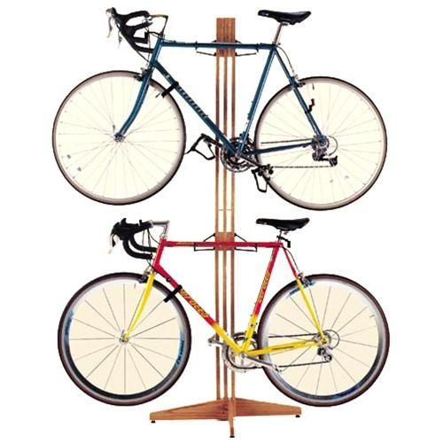 Image of: bike rack garage pictures