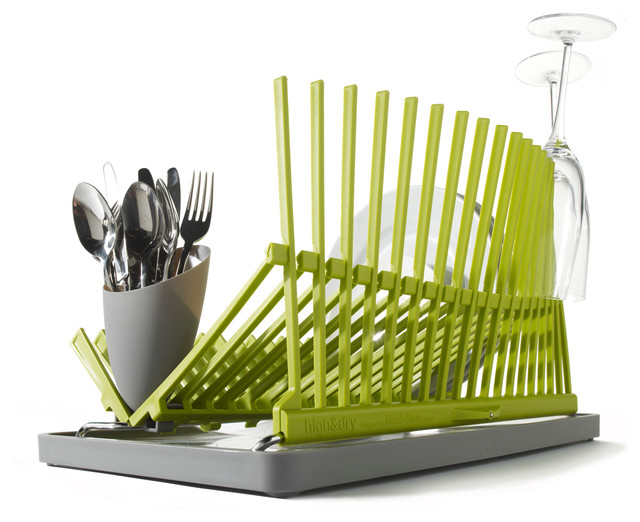 contemporary Dish Racks