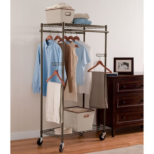 Image of: garment racks pictures