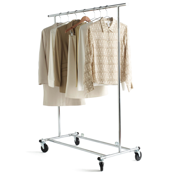Image of: garment racks simple