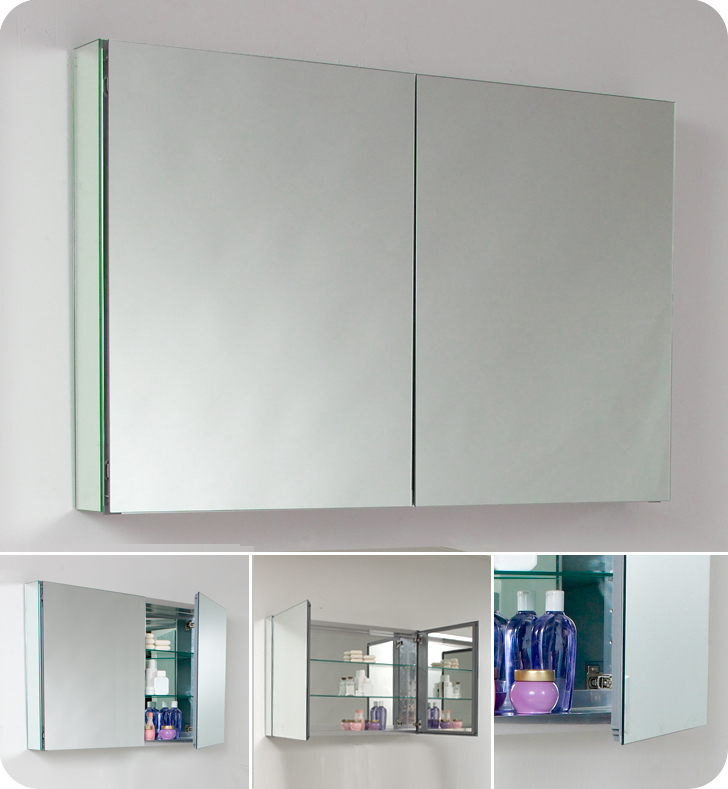 Image of: great mirrored medicine cabinet