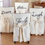 image of dining chair covers