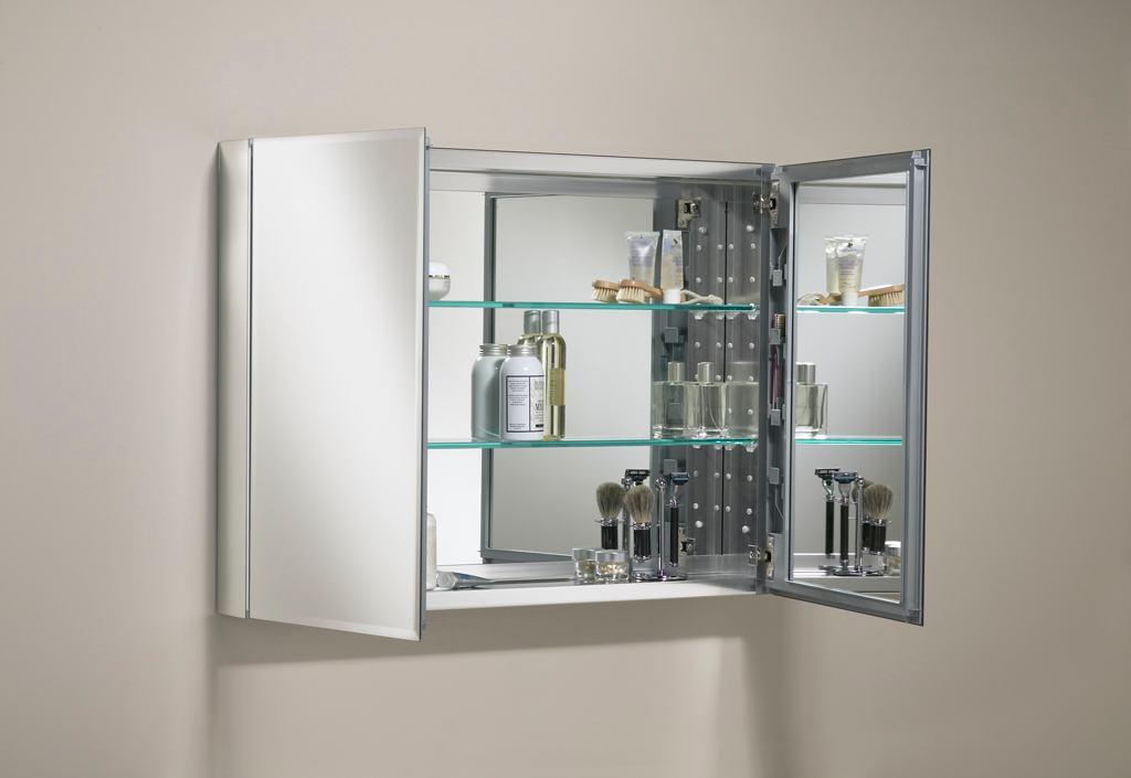 Image of: mirrored medicine cabinet ideas