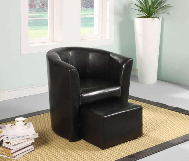 Picture of: modern tub chair