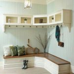 Mudroom Bench Design L