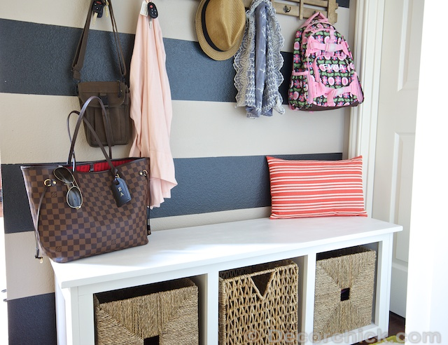 Image of: mudroom bench storage