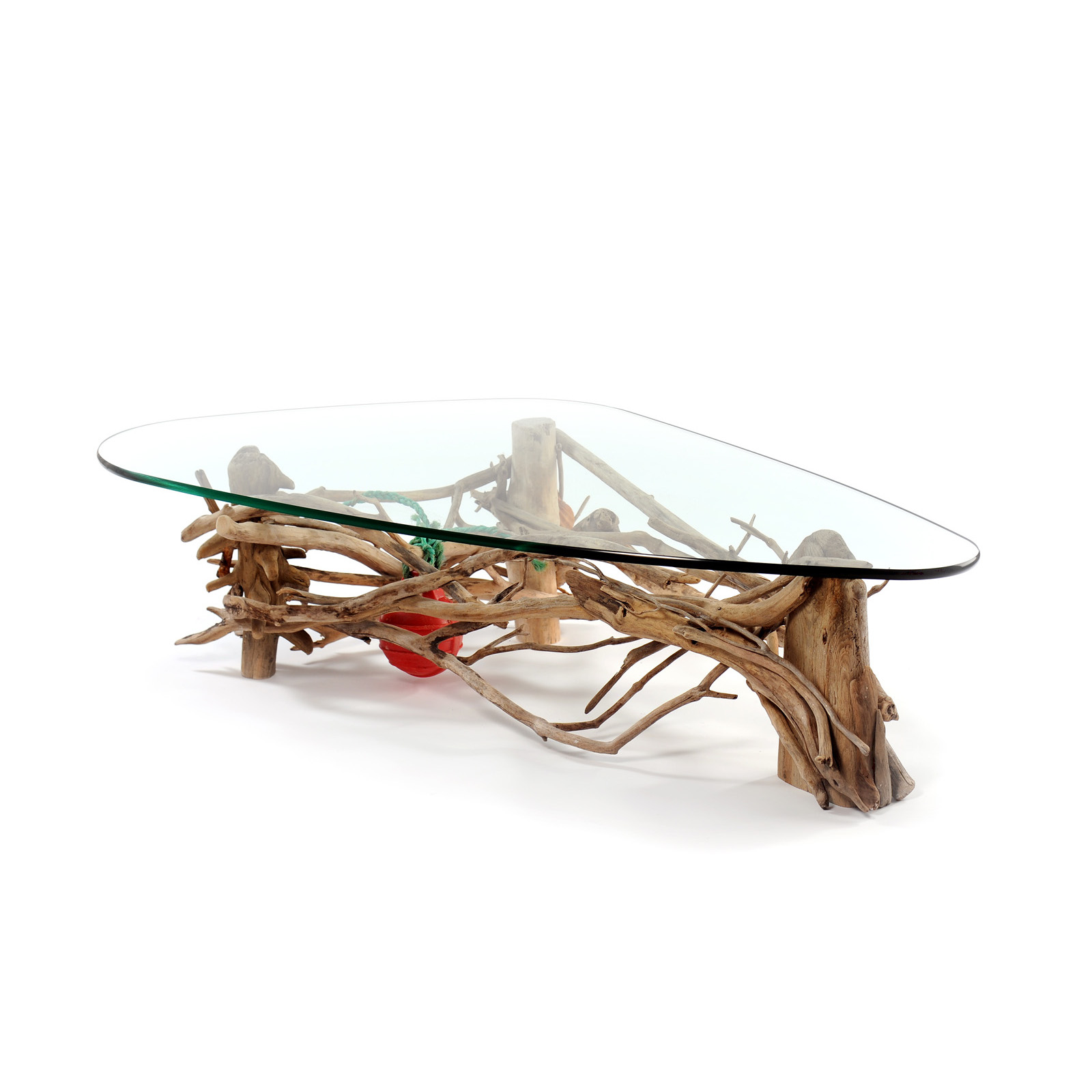Image of: picture driftwood coffee table