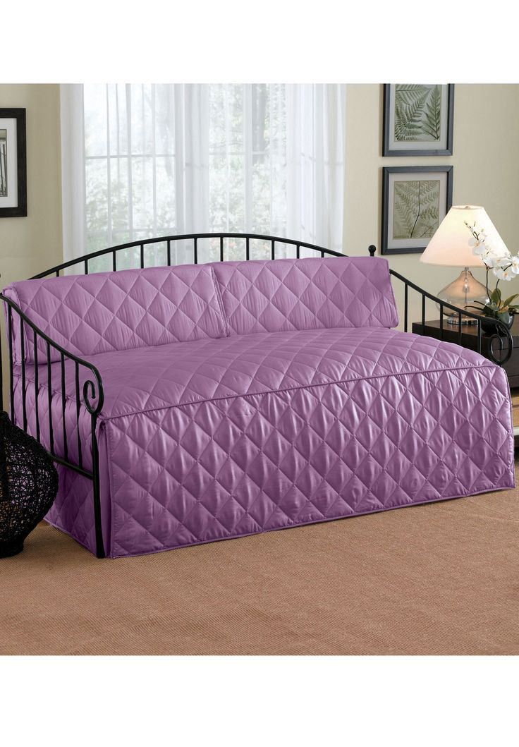 Picture of: quality daybed cover