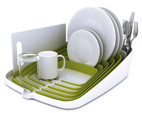 Picture of: simple Dish Racks