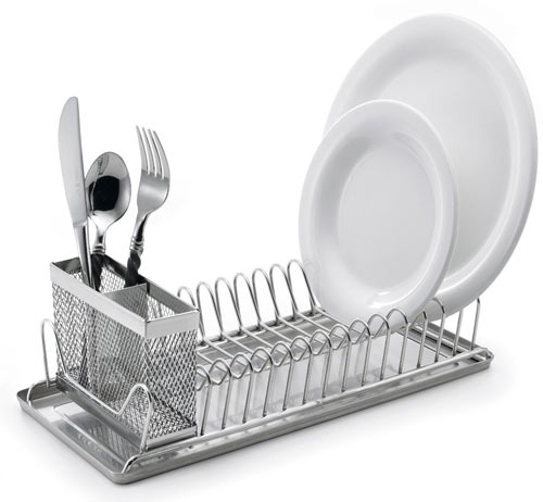 steel Dish Racks