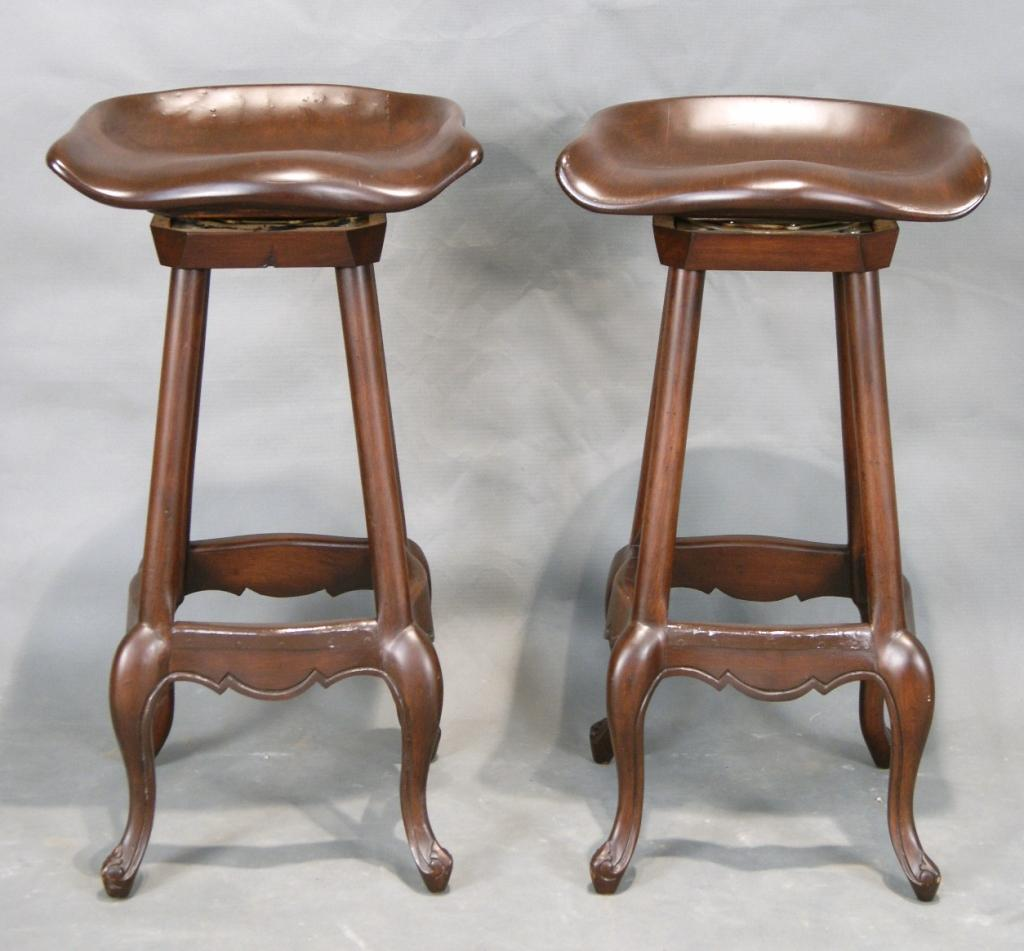 Image of: tractor seat bar stools ideas