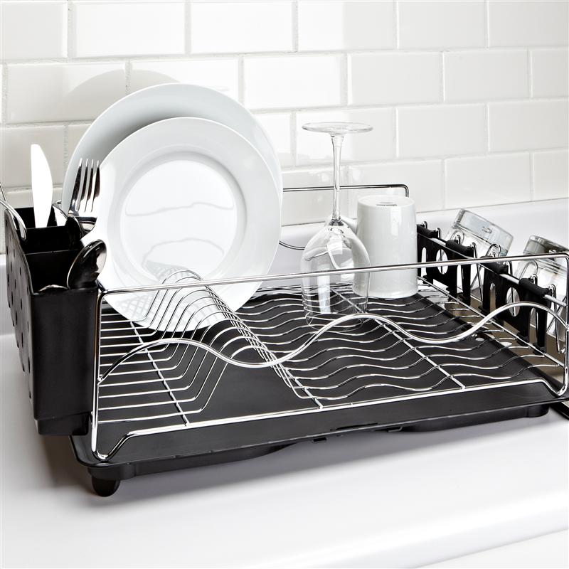 Image of: wave design Dish Racks