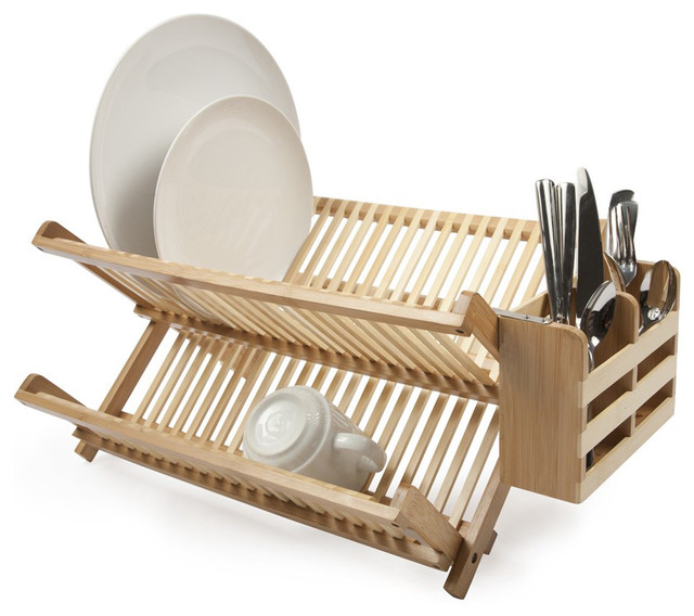 Picture of: wood Dish Racks