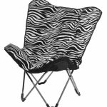 zebra saucer chair ideas