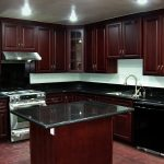 Beech Wood Cherry Cabinets