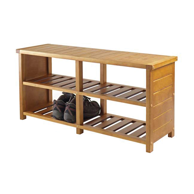 Picture of: Best Shoe Bench with Cushion and Storage
