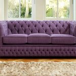 British Upholstered Sofa