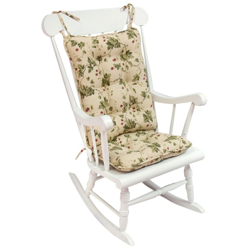 Picture of: Brooksberry Standard Rocking Chair Cushion