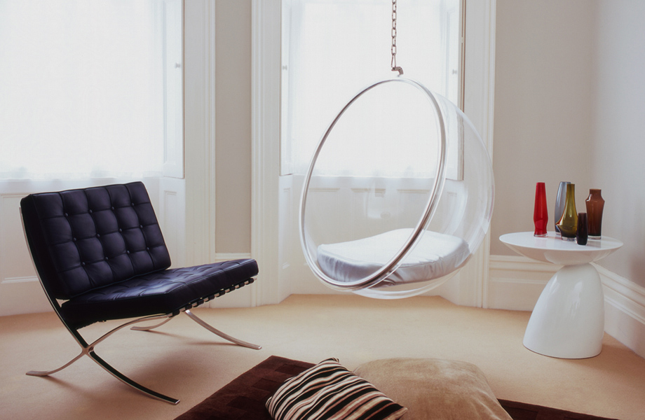Image of: Bubble Chair design