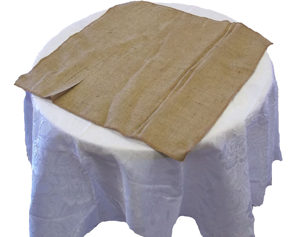 Picture of: Burlap Tablecloth 2014