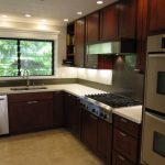 Cherry Cabinets Image