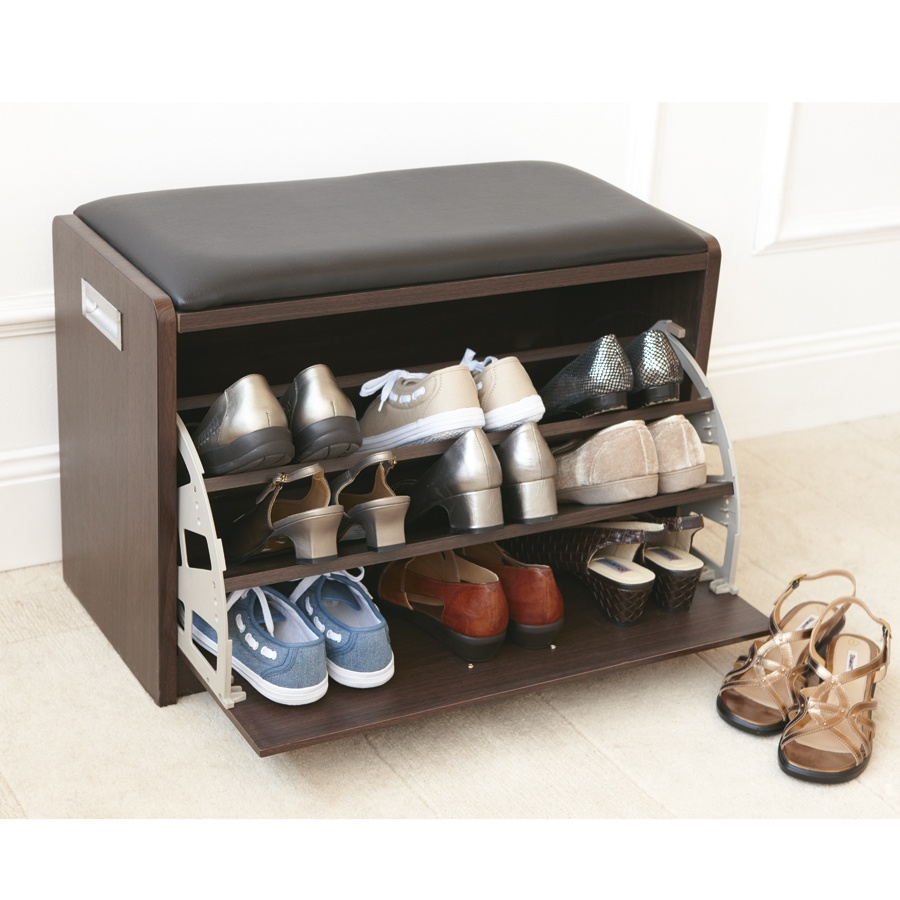 Picture of: DIY Tips to Make a Shoe Storage Bench
