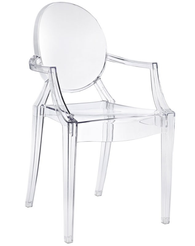 Picture of: Decor ideas for lucite chairs