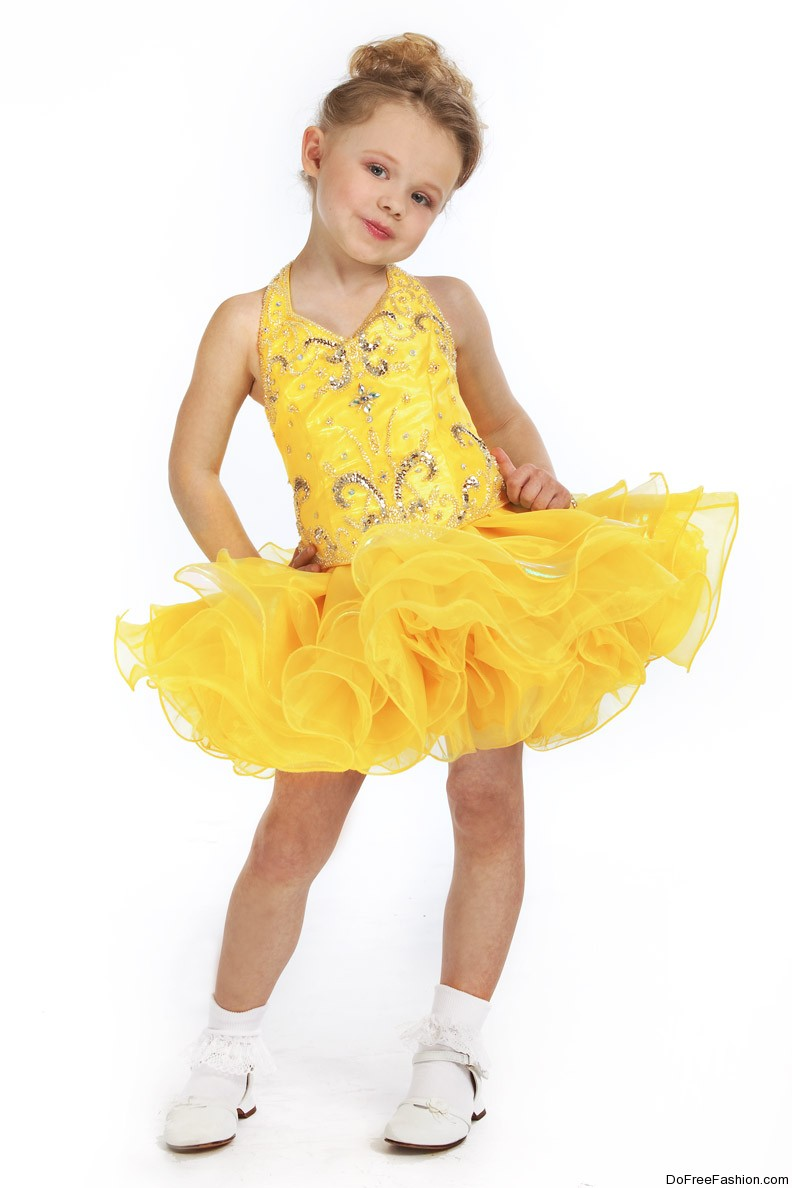 Image of: Design Dresses for Kids