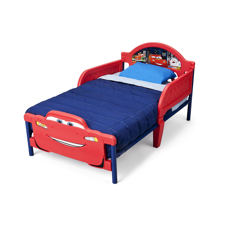 Image of: Dora Toddler Bed Dimensions