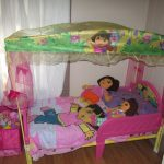 Dora Toddler Bed Toys R Us