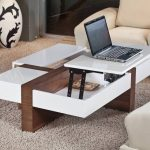 Double Lift Top Coffee Table