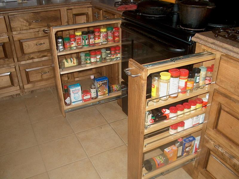 Picture of: Extra Spice Cabinet