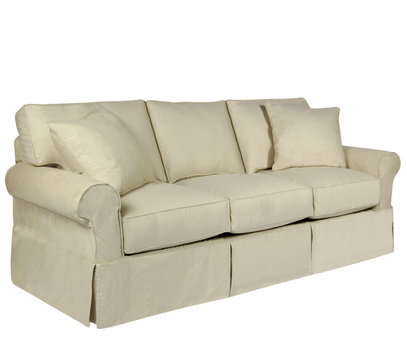 Fairbanks Slipcovered Sofas Ideas