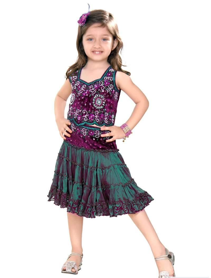 Image of: Fashion Dresses for Kids