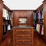 Good wood closet organizers