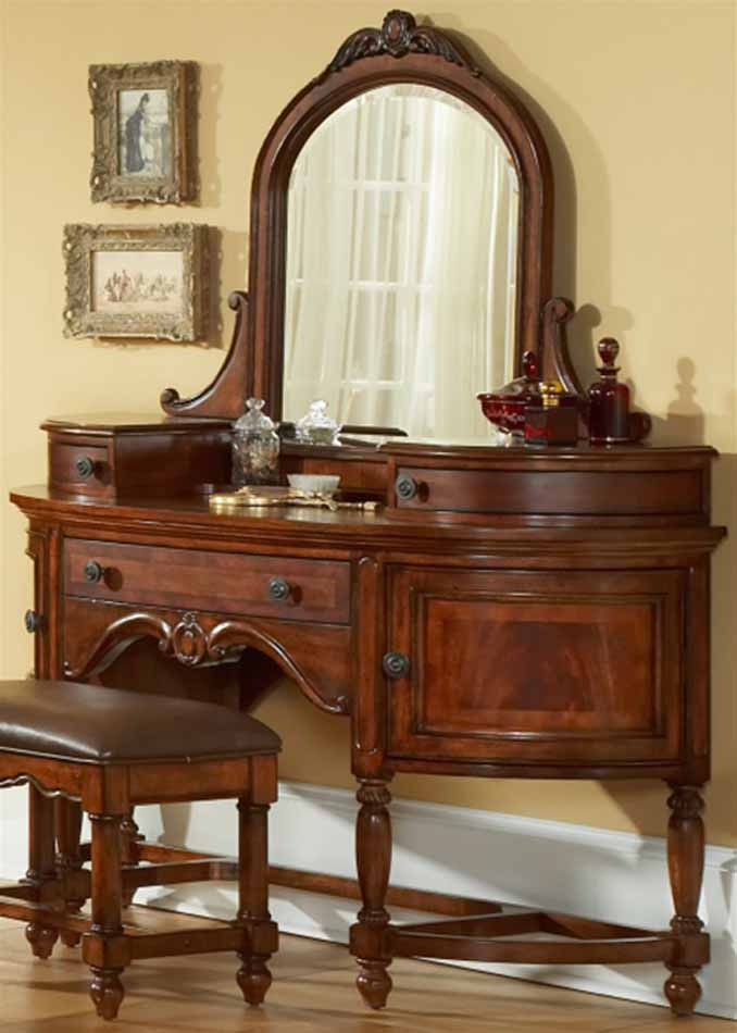 Ideal Style Mirrored Dresser for wood
