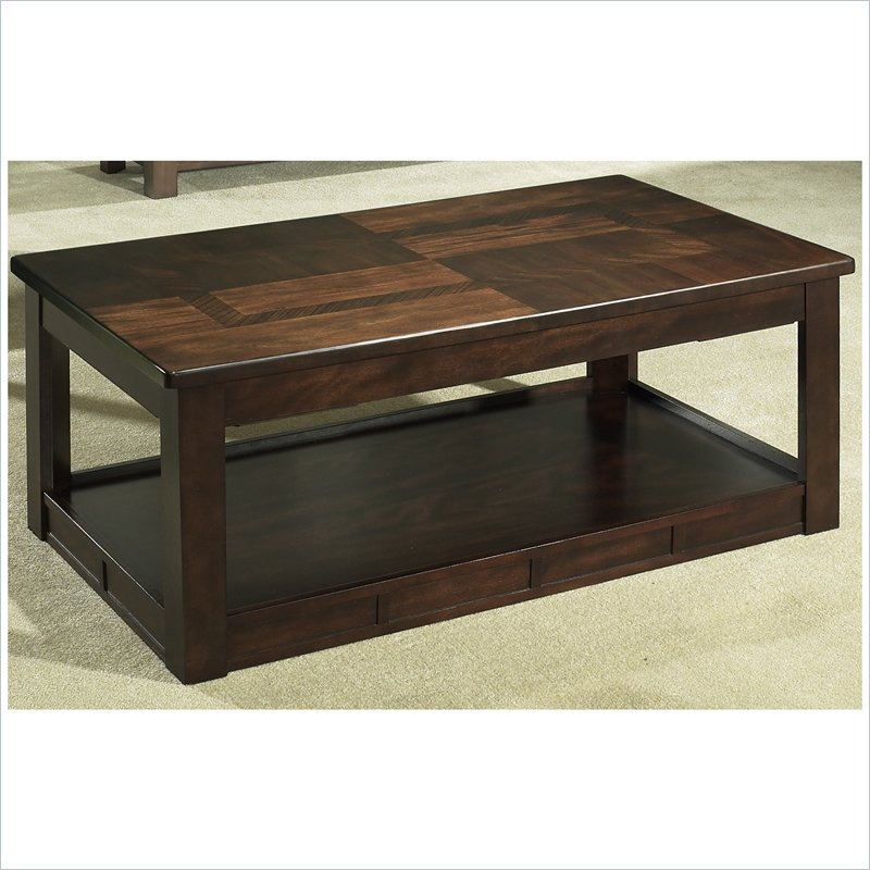 Ideas for lift top coffee table