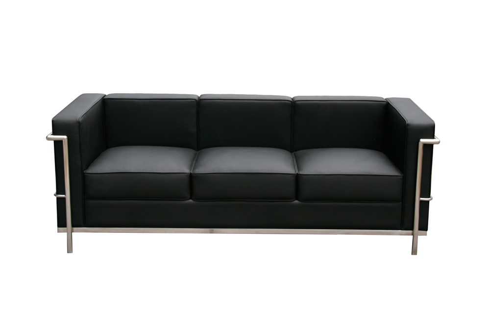 Image of: JM Italian Leather Sofa ideas