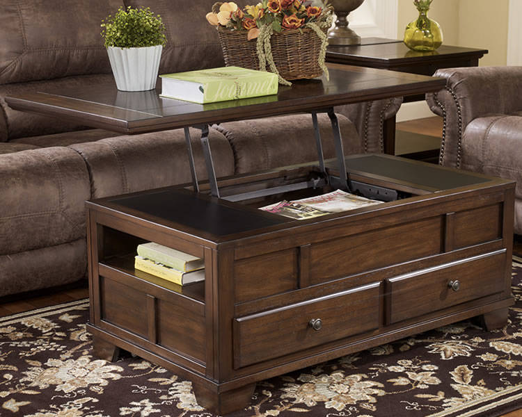 Image of: Lift top coffee table cheap