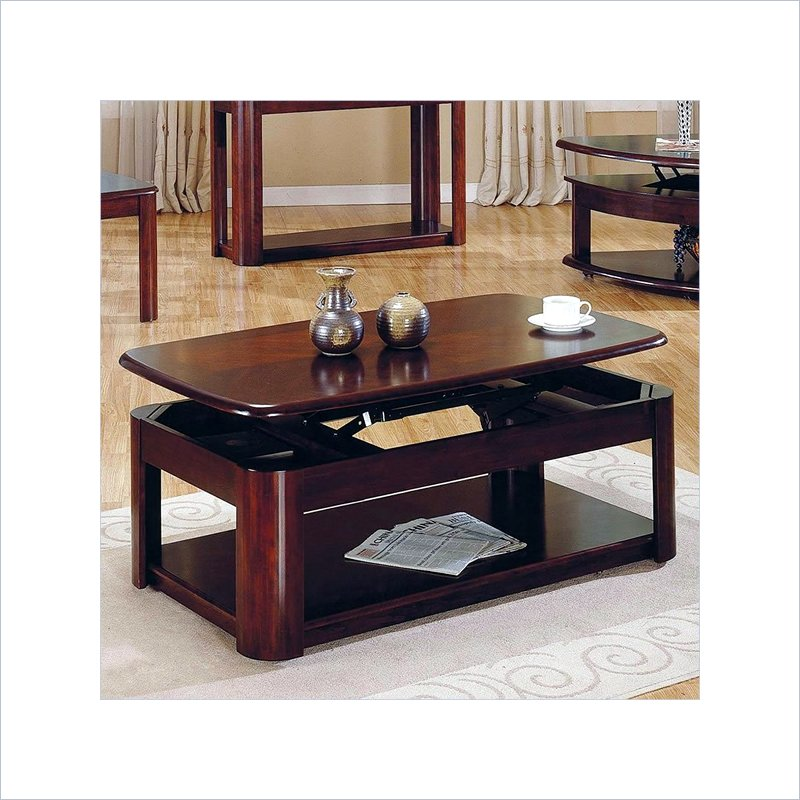 Image of: Lift top coffee table design ideas