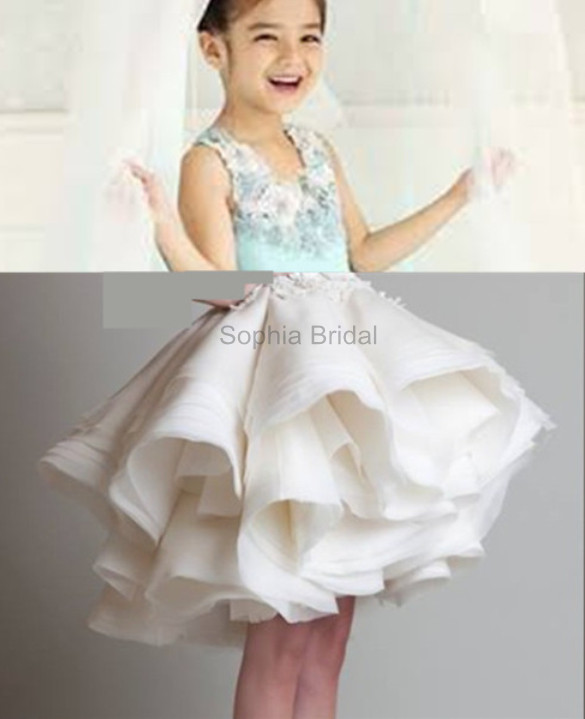 Image of: Lovely Dresses for Kids